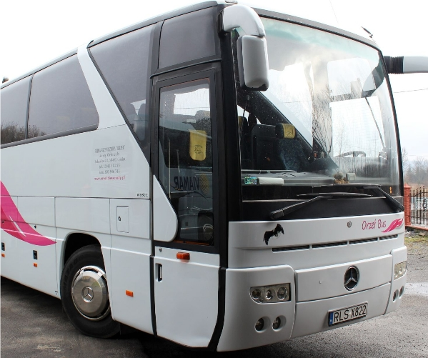 MERCEDES O 350 TOURIMO
