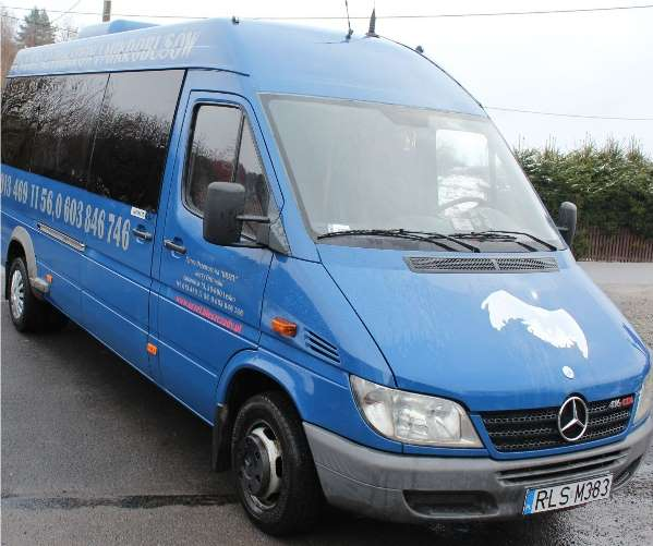 MERCEDES SPRINTER BUS 2